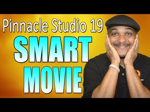 Pinnacle Studio 19 Ultimate | SmartMovie Tutorial