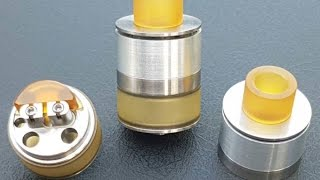 MANTA High End RDTA - Authentic by JD.Tech