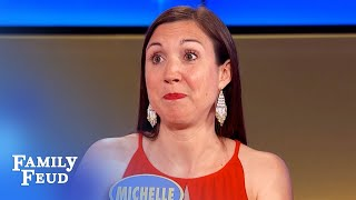 OMG. How did I get HERE?! | Family Feud