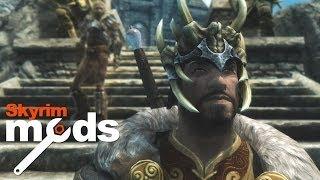 Skyrim Mod Spotlight: Lustmord Vampire Armour - Most Popular