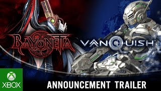 Bayonetta & Vanquish 10th Anniversary Bundle | Announcement