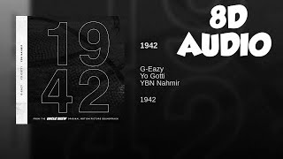 G Eazy 1942 8D Audio   Surround Headphone Audio!