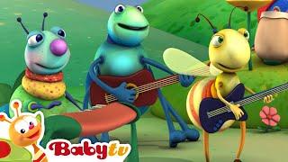 Джем-сессия на Ямайке- Big Bugs Band, BabyTV Pусский
