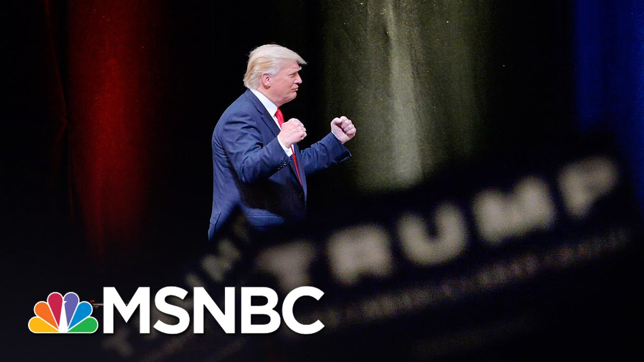 Donald Trump 'Drunk On The Applause' At Rallies | Morning Joe | MSNBC thumbnail