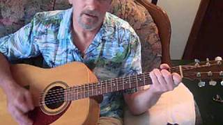 Let's Talk Dirty In Hawaiian by John Prine, cover by Larry C