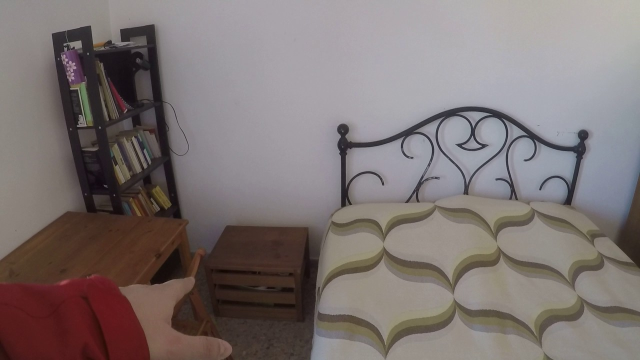 Spacious rooms for women only in a shared apartment in San Lorenzo