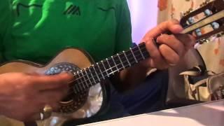 SPC  Quem Dera Ensinando tocar (Gelsinho Do Cavaco)