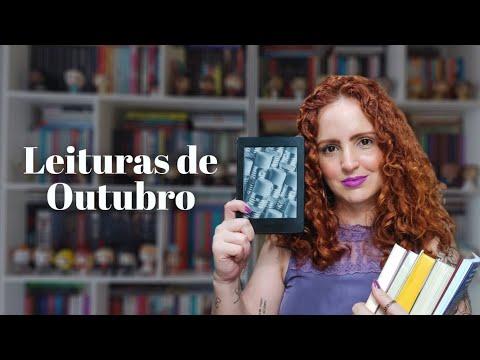 LEITURAS DE OUTUBRO| Glaucia Cassia - BLOG MAIS QUE LIVROS