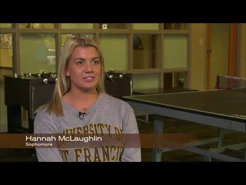 Living on Campus at University of St. Francis
