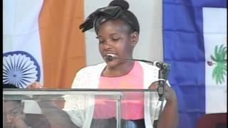 JORDAN SMITH CHILD PREACHER AT CJC CHILDREN