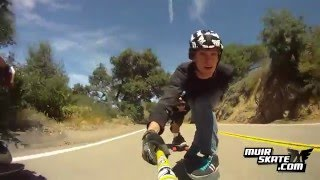 My Downhill Longboarding Mini Road Trip - Muir Skate