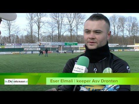 Keeper Eser Elmali na één seizoen alweer weg bij Asv Dronten