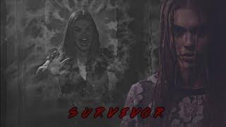 Lydia Martin || Survivor
