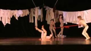 Contemporary Dance Theatre Sergey Boorlaks Art Modern Line