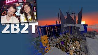 2B2T - Истории Анархии в Minecraft | Реакция на Булджать