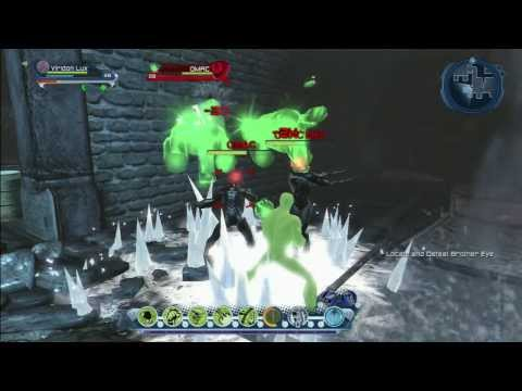 Let's Play DC Universe Online Heroes Brother Eye Questline