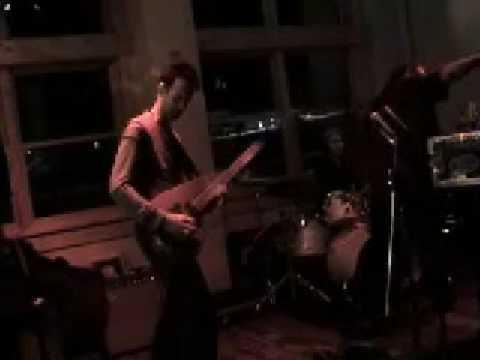 Cameron Morgan Electric Teuffel Tesla Guitar Freakout Psych Jazz Rock