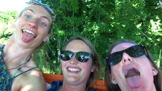 Sailing Hunk Of Junk Party Video