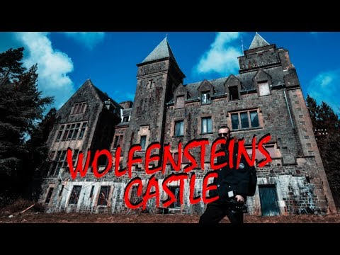 Castle Wolfenstein Abandoned Millionaires Chateau