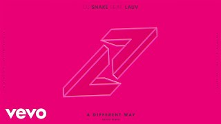 DJ Snake - A Different Way (Kayzo Remix) ft. Lauv