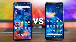 OnePlus 7 Pro vs Google Pixel 3a XL: More Similar Than You'd Think!