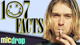 107 Nirvana Music Facts YOU Should Know (Ep. #21) - MicDrop