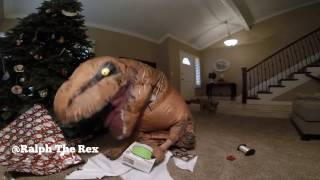 T-REX GIFT WRAPPING PRESENTS