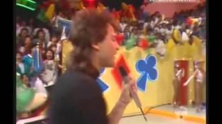 Sylvinho Blau Blau - Medo Feroz - Cassino do Chacrinha (1988)