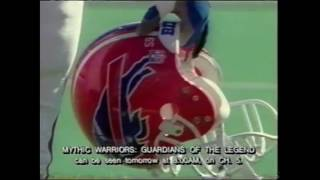 NFL on CBS intro 1998 NYJ@BUF