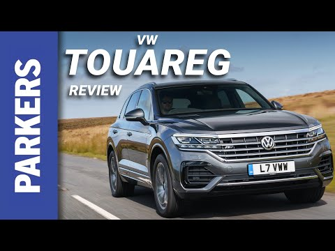 Volkswagen Touareg SUV Review Video