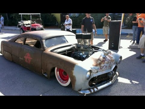 Air Ride Rat Rod