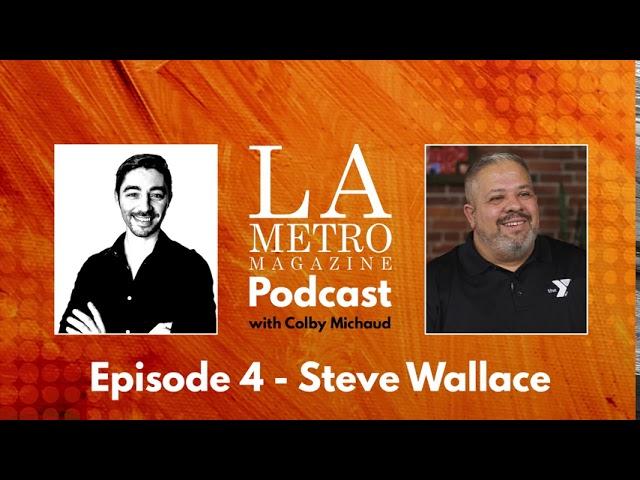 Episode 4 – Steve Wallace