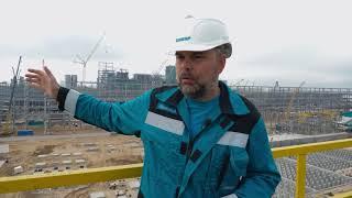 Видео SIBUR о строительстве ЗАПСИБНЕФТЕХИМ Тобольск (Полная версия с сайта SIBUR)