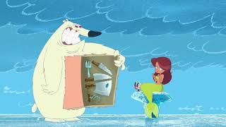 Зиг и Шарко | ПОХОЛОДАНИЕ с01э06 | русский мультфильм | дети видео | мультфильмы |