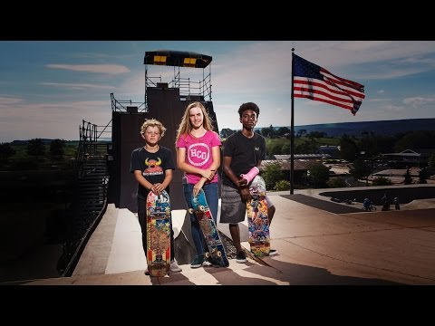 Welcome To Woodward - EP4 - Camp Woodward Season 8