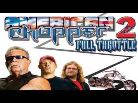 American Chopper Xbox