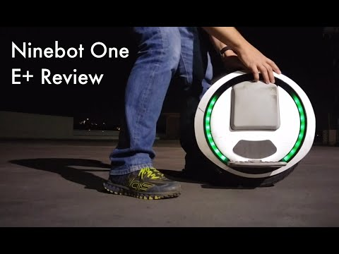 Ninebot One E+ Review