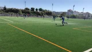 Juvenil Masculino 5 - 0 CF Campo Real