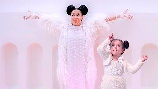 Ёлка - Грею счастье ( детская пародия на клип ) Дети в клипах, ребенок на киносьемке