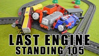 THE Last ENGINE Standing 105: Thomas And Friends Video For Children