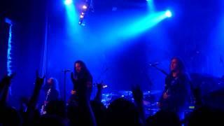 Evergrey   Leave It Behind Us & Monday Morning Apocalypse 1er Partie Kamelot Paris 2011