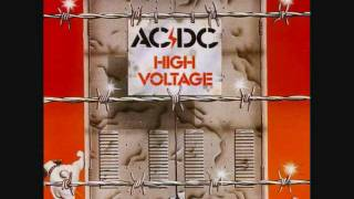 AC/DC - 6. You Ain't Got A Hold On Me - High Voltage 1975