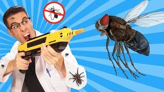 Hoy veremos a Mike probando 7 Inventos Geniales y Útiles Contra Arañas, Moscas y Mosquitos. Mike probará un invento aprobado por la Universidad de Nuevo México, una raqueta eléctrica, un rifle de sal Bug A Salt en español, un aspirador para atrapar insectos y mucho más trucos y gadgets para acabar con los insectos molestos. Veremos si este Top 7 inventos contra arañas, moscas, mosquitos y otros insectos funcionan con Mike poniéndolos a prueba.  Música: Busybody de Audionautix está sujeta a una licencia de Creative Commons Attribution (https://creativecommons.org/licenses/by/4.0/) Artista: http://audionautix.com/  Corncob - Country de Kevin MacLeod está sujeta a una licencia de Creative Commons Attribution (https://creativecommons.org/licenses/by/4.0/) Fuente: http://incompetech.com/music/royalty-free/index.html?isrc=USUAN1100565 Artista: http://incompetech.com/   Instagram - https://www.instagram.com/curiosidadesconmike Twitter - https://twitter.com/CuriosidadsMike Facebook - https://www.facebook.com/CuriosidadesConMike