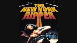 The New York Ripper Theme -  New York One More Day