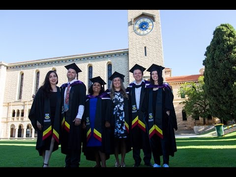 Six Indigenous University of Western Australia law graduates in 2016. Three of whom were MADALAH scholarship recipients