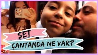 Set   Çantamda ne var?   Vlog - Beren Gökyıldız