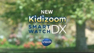 Kidizoom Smartwatch DX