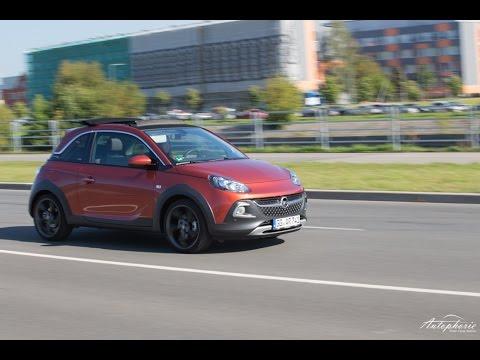 Fahrbericht: Opel ADAM ROCKS 1.0-Liter Ecotec (115 PS) Dreizylinder