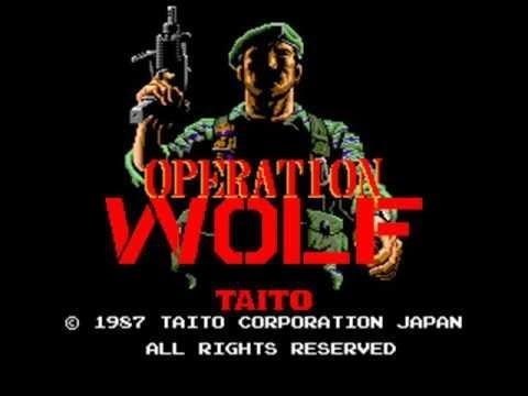 [One Credit Arcade] OPERATION WOLF - Con un Mitra in Sala Giochi (Taito 1987)