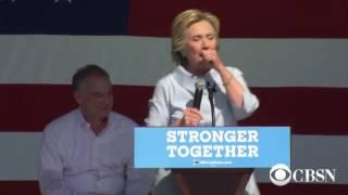 DJ Kool feat. Hillary Clinton - Let Me Clear My Throat